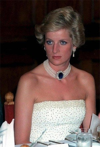 Princess Diana Jewelry Rolled In Priceless Luxury