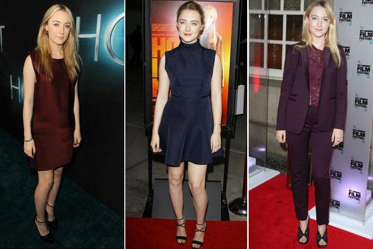 Saoirse Ronan Style Transformation
