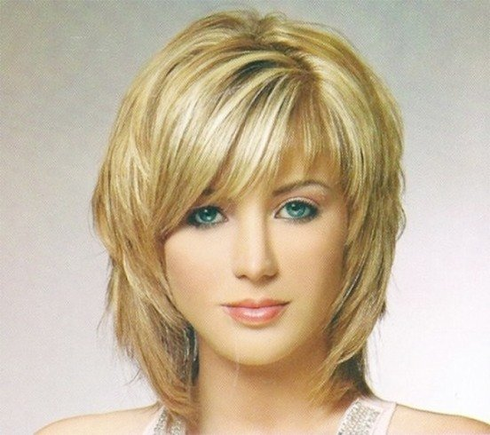 Shag Hairstyle Ideas For Womens