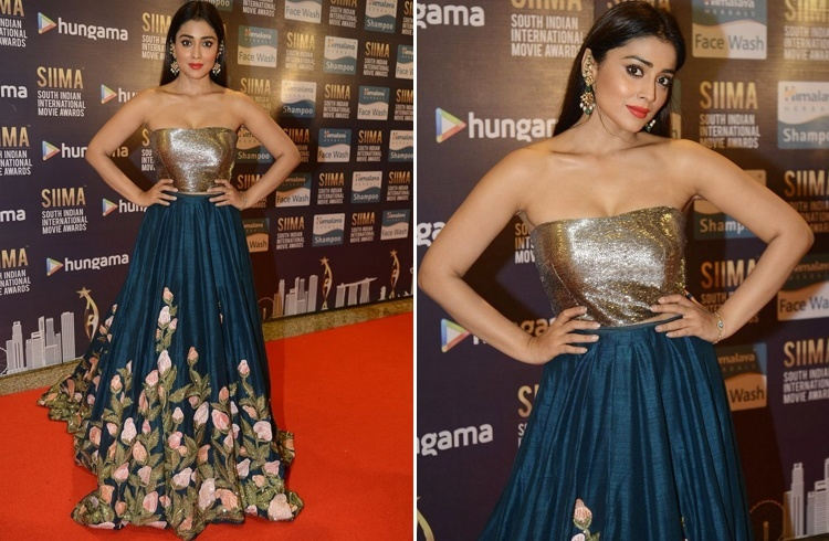 Shriya Saran At SIIMA
