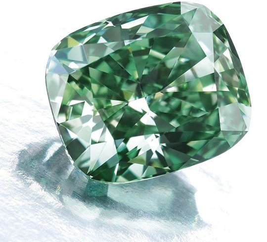 Sotheby Green Diamond