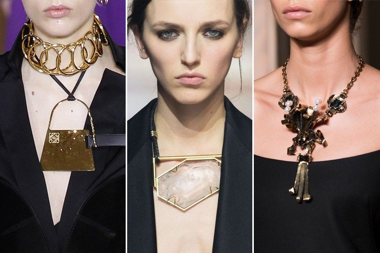 Statement Necklaces 2016