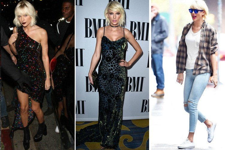 Taylor Swift Style 2016