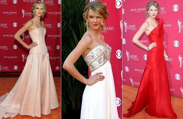 Taylor Swift Poses