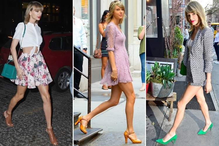 Taylor Swift Style Transformation