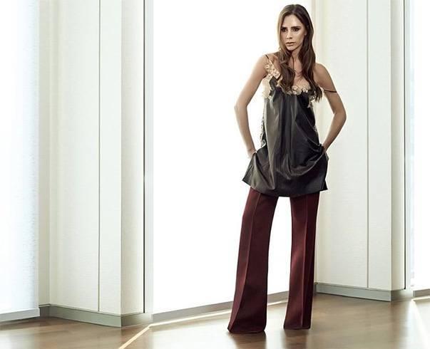 Victoria Beckham Vogue 2016 Photoshoot