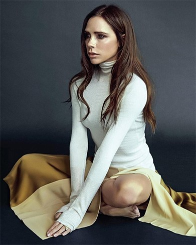 Victoria Beckham Vogue July 2016 Photoshoot