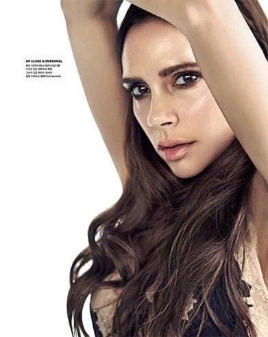 Victoria Beckham Vogue July 2016 Magazine Photoshoot