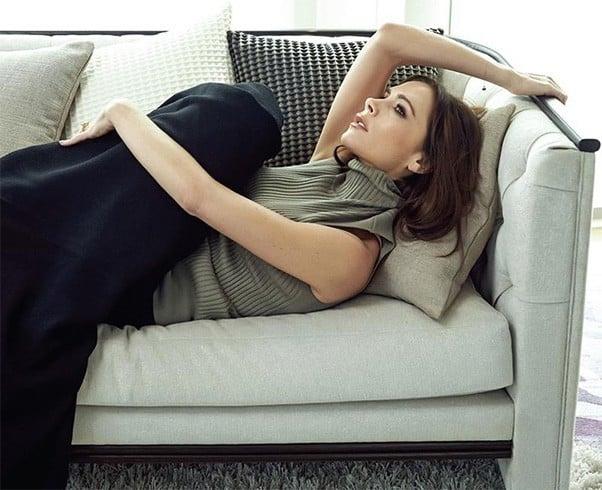 Victoria Beckham Vogue July 2016 Korea Photoshoot