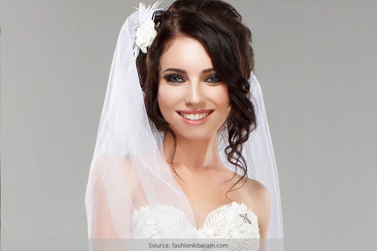 Western Bridal Makeup