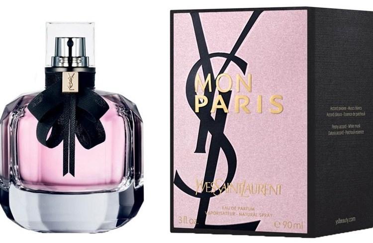 Yves Saint Laurent Mon Paris Eau De Parfum