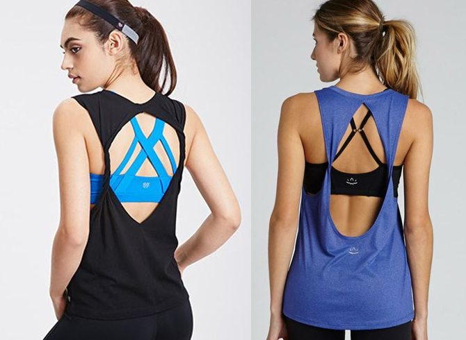 Best Backless workout top