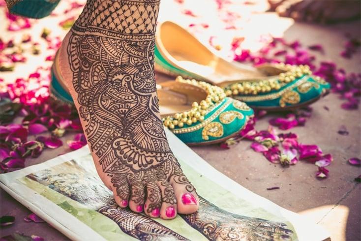 Bridal Punjabi Jutti