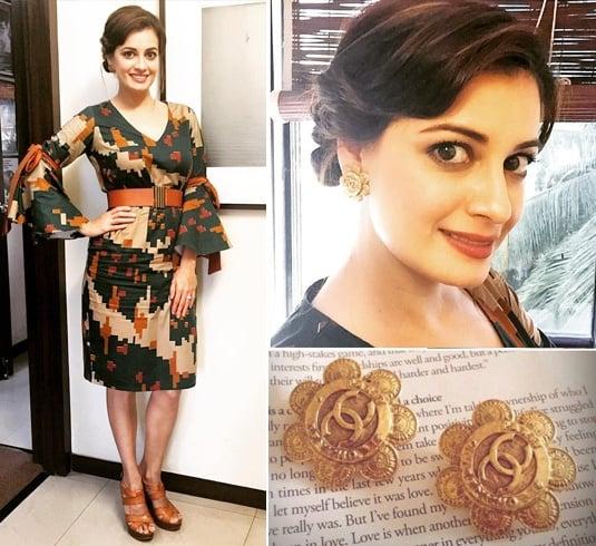 Dia Mirza Fashion