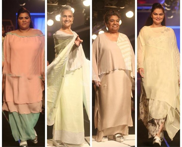 Final Runway Collection At LFW 2016
