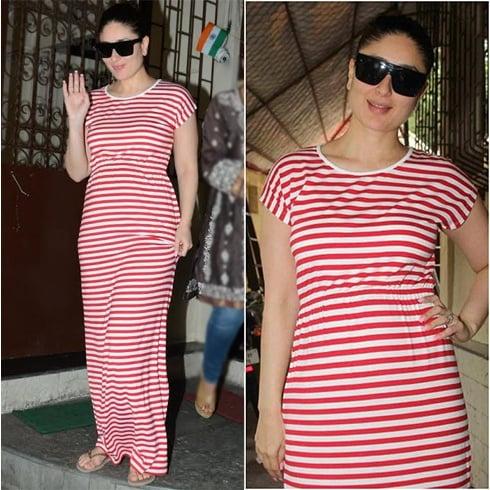 Kareena Kapoor Khan Pregnancy Style