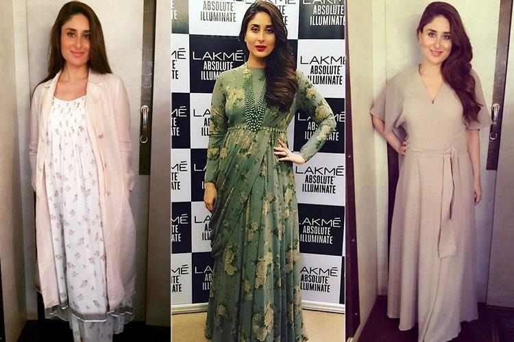 Kareena Kapoor Pregnant Styles