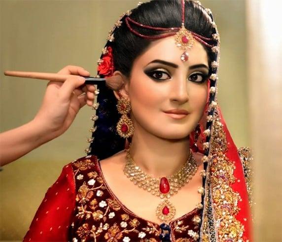 Makeup Tips for Pakistani Bridal