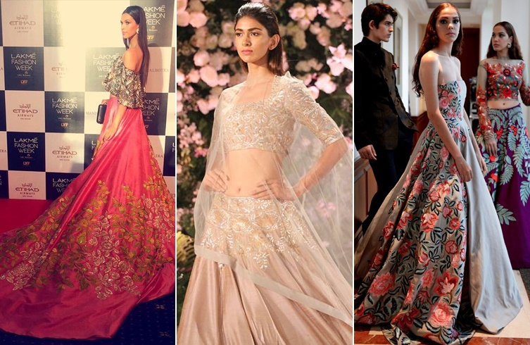 Manish Malhotra LFW Collections