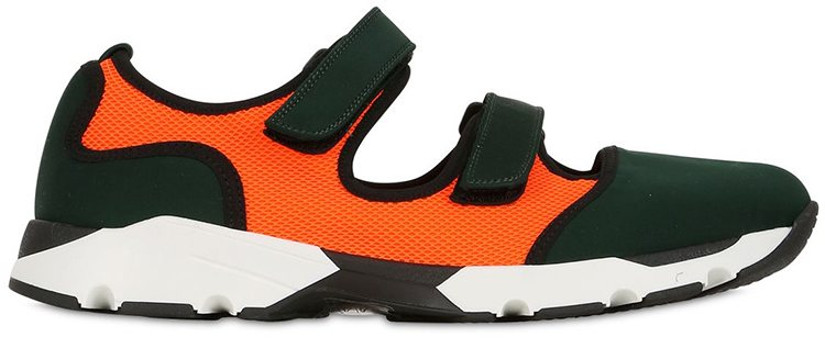 Marni Fabric Sneakers