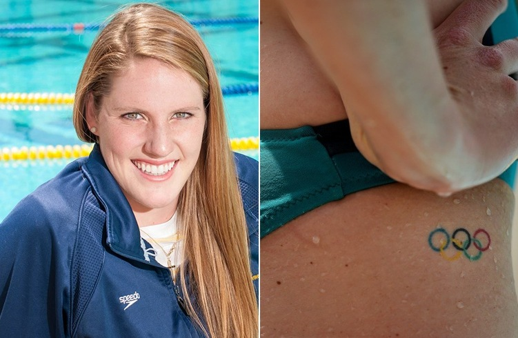 Missy Franklin Tattoos