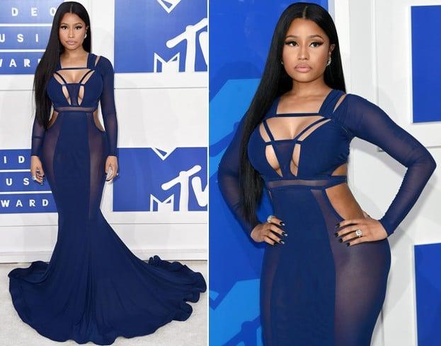 Nicki Minaj At Vmas 2016