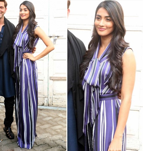 Pooja Hegde Outfit
