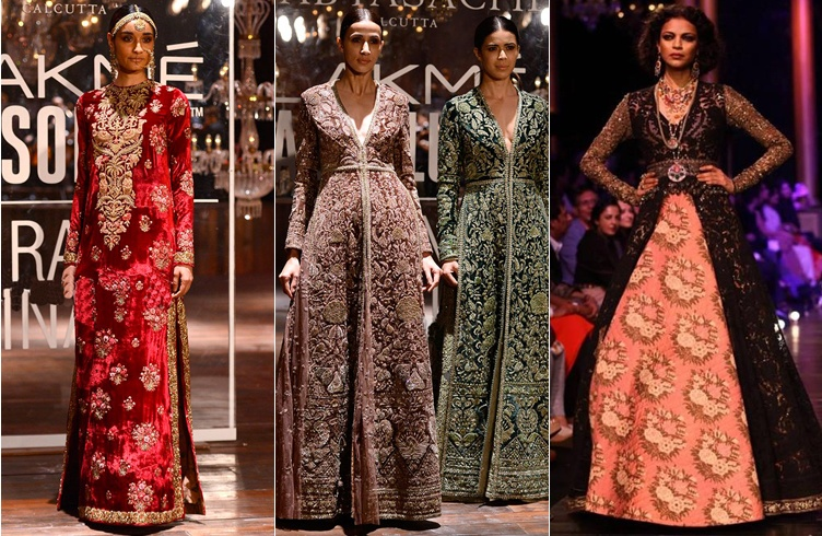 Sabyasachi Mukherjee Finale Show Collections