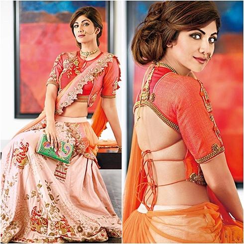 Shilpa Shetty In Ruceru