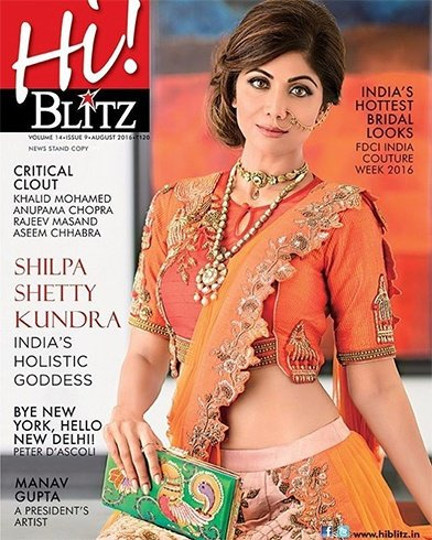 Shilpa Shetty Magazine