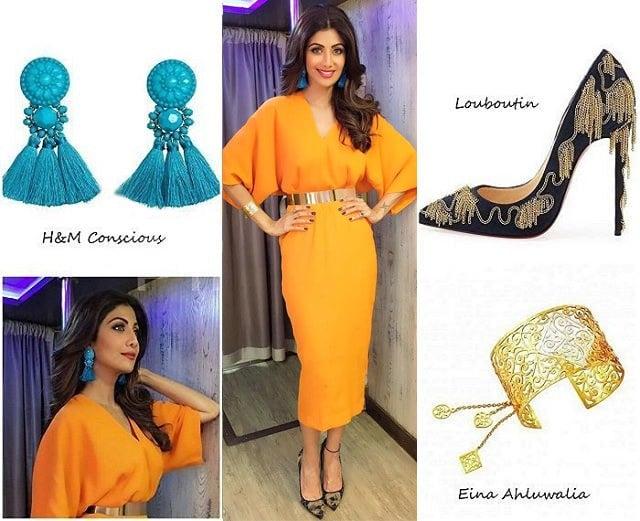 Shilpa Shettys Fashion