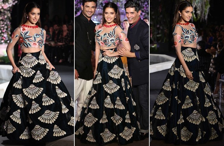 Shraddha Kapoor Collections By Manish Malhotra