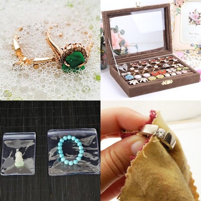 Top jewellery care ideas