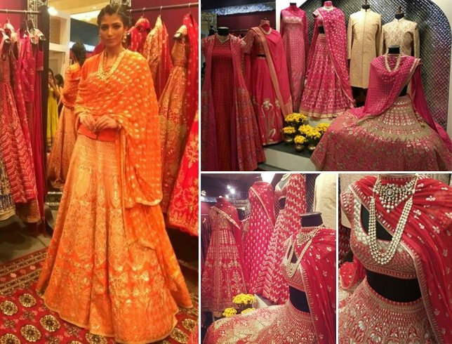 Anita Dongre Wedding Show 2016