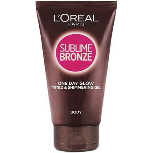 best body shimmer lotion
