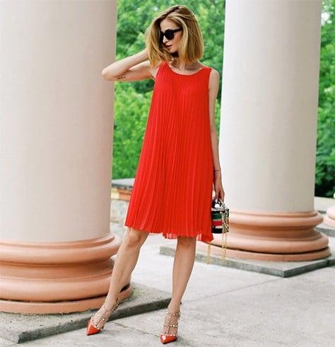 Best Ways To Wear Red Dress