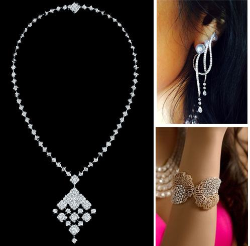 Casual Jewelry For Brides