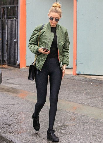 Bomber Jackets For Women - How To Wear It Like The Celebs?
