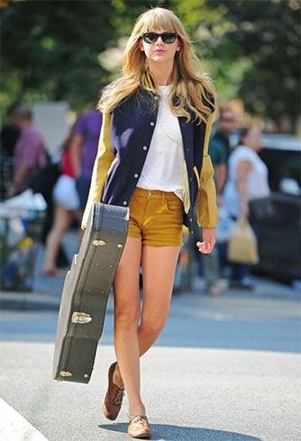 Celebrity Style Bomber Jacket
