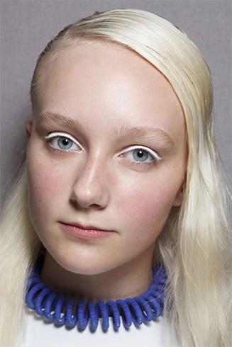 Celebs White Eyeliner Tips