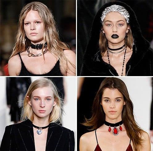 Choker Necklace Designs