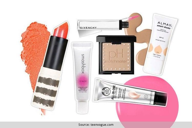 Color Changing Makeup