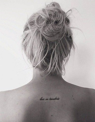 Cute Tattoos With Meaning For Girl