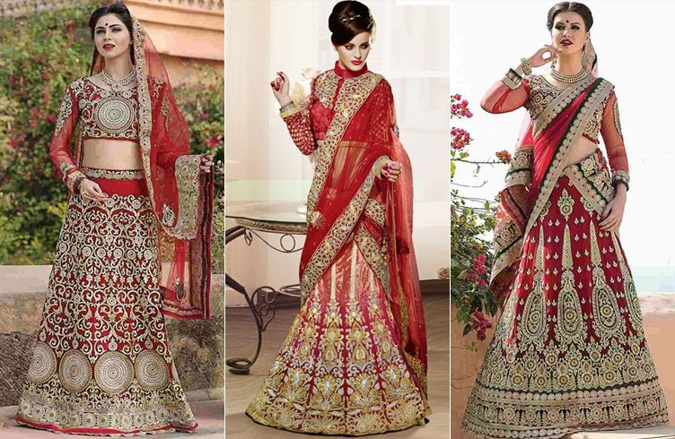 Different Ways To Drape Lehenga Choli
