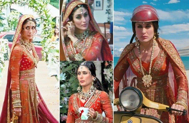 Kareena Kapoor Ethnic Dresses