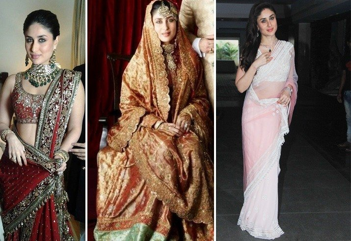 Dresses Of Kareena Kapoor