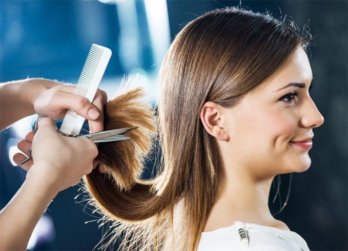 Dry Haircuts