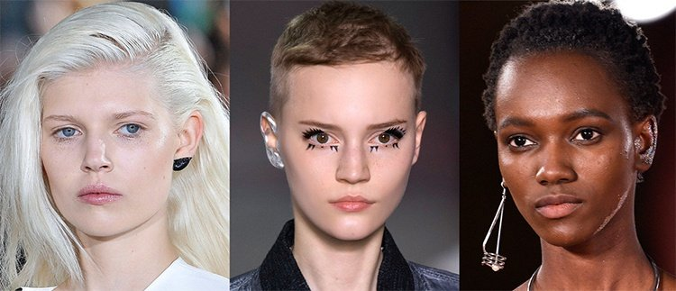 Ear Makeup Trends