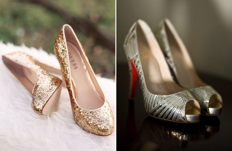 Bridal Shoes Every Indian Girl Must Have For Her Wedding