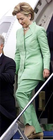 Hillary Clinton Dresses